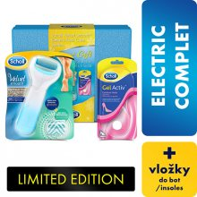 SCHOLL Velvet Smooth Premium Blue