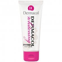 Dermacol Mycí gel s mikroperličkami Whitening (Gommage Wash Gel)100 ml