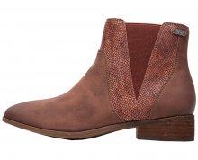 Roxy Kotníkové boty Linn Brown ARJB700592-BRN 39