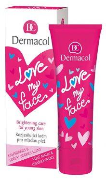 Dermacol Love My Face Vůně malin a lesního ovoce 50 ml