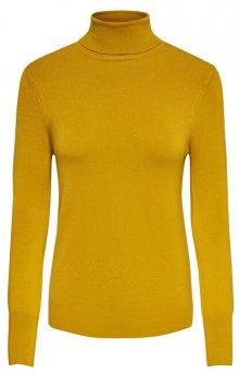 ONLY Dámský svetr ONLVENICE 15183772 Golden Yellow S