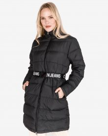 Kabát Calvin Klein | Černá | Dámské | L