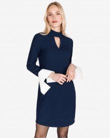 Šaty Armani Exchange | Modrá | Dámské | L