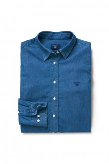 O2. LUXURY CHAMBRAY SHIRT