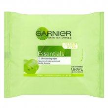 Garnier Essentials Odličovací ubrousky  25 ks