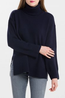 SVETR GANT O2. LAMBSWOOL CASHMERE TURTLE NECK
