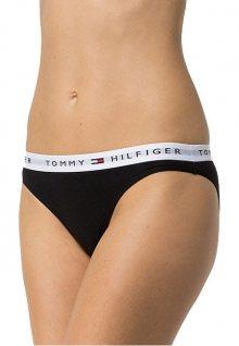 Tommy Hilfiger Dámské kalhotky Cotton Iconic Bikini 1387904875-990 Black S