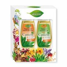 Bione Cosmetics Kosmetická sada s šamponem BIO Cannabis