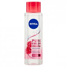 Nivea Jemný micelární šampon pro barvené vlasy Pure Color (Micellar Shampoo) 400 ml