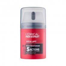 L´Oréal Paris Hydratační krém proti stárnutí pleti pro muže Men Expert (Vita Lift 5 daily Moisturiser) 50 ml