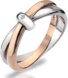Hot Diamonds Prsten Eternity Interlocking DR112 52 mm