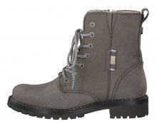 Tamaris Dámské kotníkové boty 1-1-26267-23-254 Light Grey 37