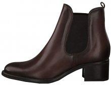 Tamaris Dámské kotníkové boty 1-1-25040-23-361 Cafe 37
