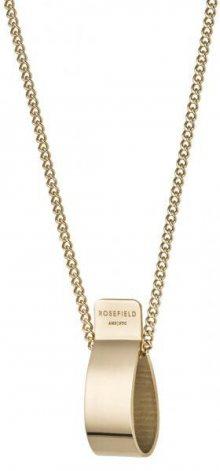 Rosefield Pozlacený náhrdelník The Lois BFCNS-J203