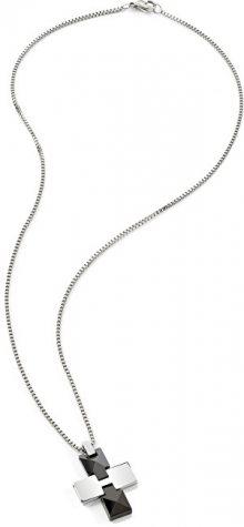 Morellato Pánský ocelový náhrdelník Ceramic SACU01
