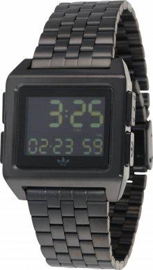 ADIDAS ORIGINALS Digitální hodinky \'Archive_M1\' černá