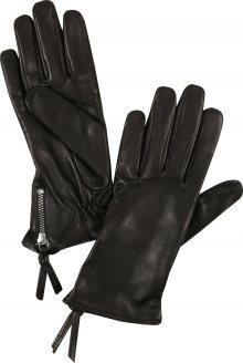 ROYAL REPUBLIQ Prstové rukavice \'Ground \' černá