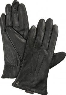 ROECKL Prstové rukavice \'Smart Classic Nappa\' černá