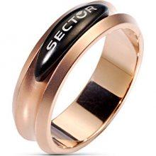 Sector Jewels Pánský bronzový prsten Challenge I406 61 mm