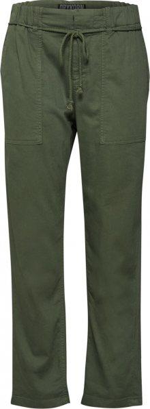DRYKORN Kalhoty \'BAD\' zelená