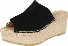 Espadrij L´originale Pantofle \'Toulon\' černá