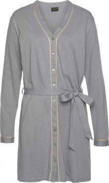 LASCANA Noční košilka šedá