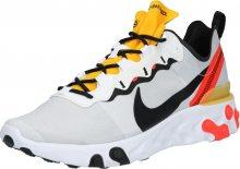 Nike Sportswear Tenisky \'NIKE REACT 55\' šedá / černá