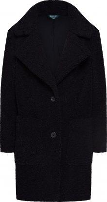 Lauren Ralph Lauren Přechodný kabát \'SB TEDDY PPK-COAT\' černá