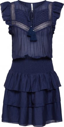 Pepe Jeans Letní šaty \'SIENA\' modrá