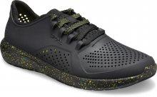 Crocs černé pánské tenisky LiteRide Hyper Bold Pacer Black - 41/42