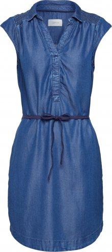Cartoon Šaty modrá džínovina