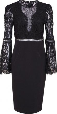 Bardot Šaty \'FAEDRA\' černá