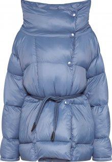 Canadian Classics Zimní bunda \'GIACCA DONNA BAT JACKET SHORT\' světlemodrá