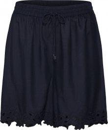 SAINT TROPEZ Kalhoty černá