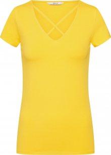 ONLY Tričko žlutá