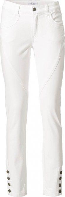 Heine Chino kalhoty bílá