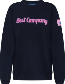 Best Company Mikina černá