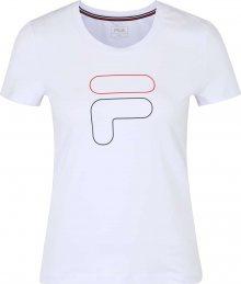 FILA Funkční tričko \'Rike\' bílá