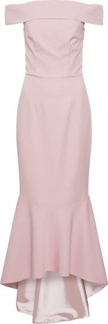 Chi Chi London Společenské šaty \'Chi Chi Callie Dress\' bledě fialová