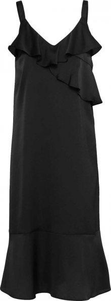 EDITED Letní šaty \'Leia\' černá