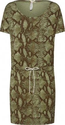 Key Largo Letní šaty \'CLEOPATRA\' khaki