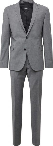 STRELLSON Oblek \'11 Allen-Mercer AMF2 12\' tmavě šedá