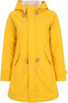 Derbe Přechodný kabát žlutá