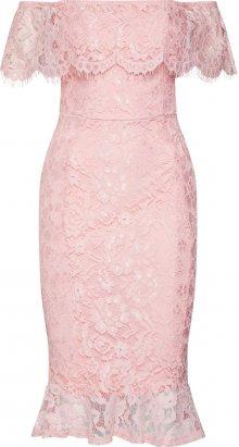 Lipsy Koktejlové šaty pink