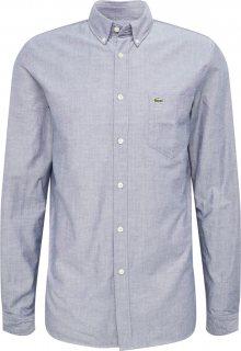 LACOSTE Košile marine modrá