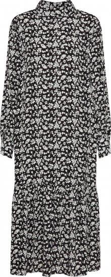 EDITED Košilové šaty \'Trish\' černá