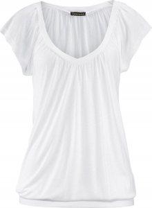 LASCANA Tričko bílá