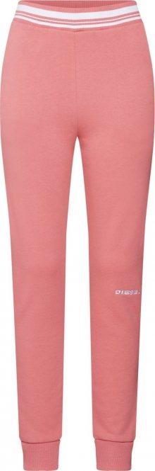 DIESEL Pyžamové kalhoty \'UFLB-ALIKER\' růžová
