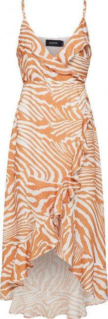 MINKPINK Letní šaty oranžová