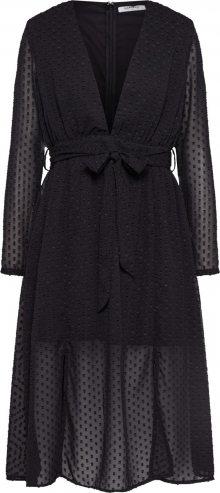 GLAMOROUS Koktejlové šaty \'LADIES DRESS\' černá